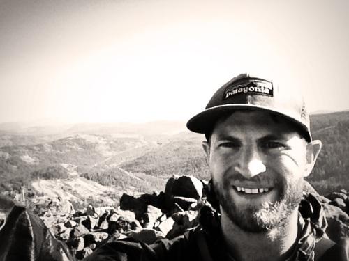 Anderson Peak, 9,000ft